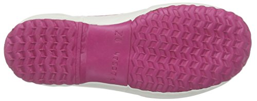 Bergstein Bn Winterbootf, Bottes mi-hautes en caoutchouc avec doublure chaude mixte enfant Rose - Pink (Fuxia)