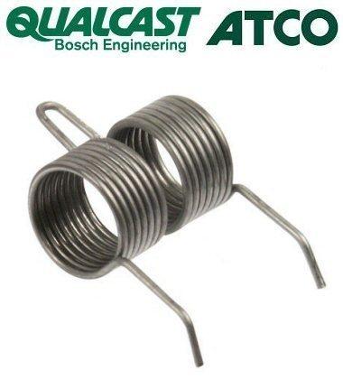 Preisvergleich Produktbild Atco Qualcast Genuine &Ersatz-Krallen/Zinken, 10 Stück (in Klammern), für Atco Qualcast &Grubber, Bosch Produktnummer 2607336241/2607336242/F016T47920 STANLEY Bandmaß w Key Cadbury Schokoriegel