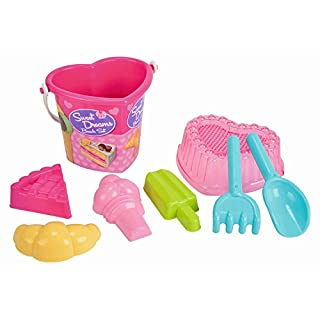 Androni Giocattoli S.R.L. Sweet Bucket (8-Piece, Set of 17)