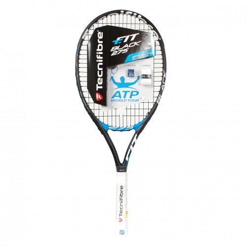 Tecnifibre T-Fit 275 Erwachsene Tennisschläger, Griff schwarz 2