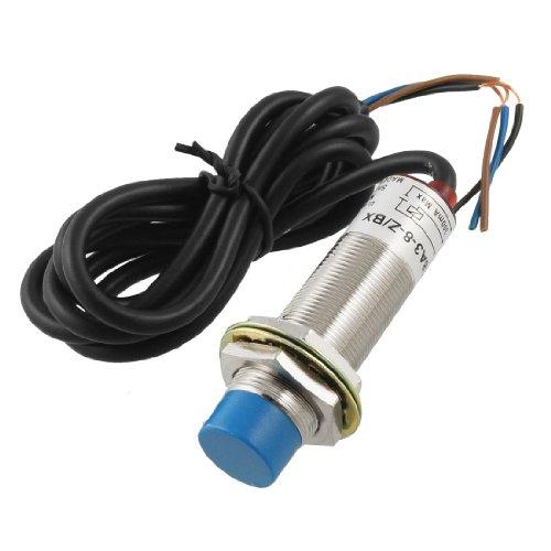 Preisvergleich Produktbild LJ18A3-8-Z/BX DC6-36V 8mm Tubular Induktive Näherungsschalter Sensor Switch Detector NPN