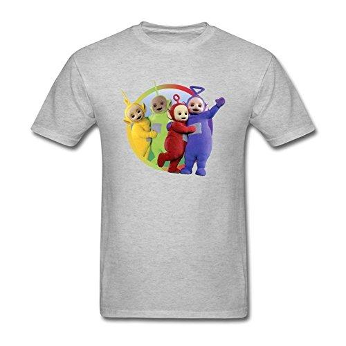Men's Teletubbies Group T-shirt - 3 colours - L to XXL