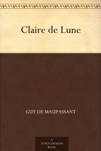 Couverture du livre Claire de Lune
