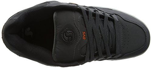 DVS Shoes Enduro Heir, Chaussures de Skateboard Homme Gris (Gry/Orange/Gunny)