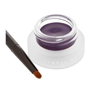 New York Ultra Violet Eyestudio Lasting Drama Maybelline 24h Gel Eyeliner