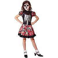 Jour de la fille morte - Costume d'Halloween - les enfants Costume de déguisement