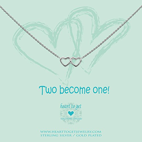 Kette TWO BECOME ONE N40DHE12S