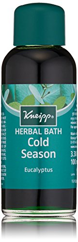 Kneipp Eucalyptus Cold and Flu Herbal Bath 100 ml
