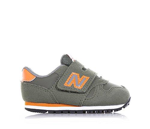 New Balance NBKV500BAP Sneaker, Bambino Verde
