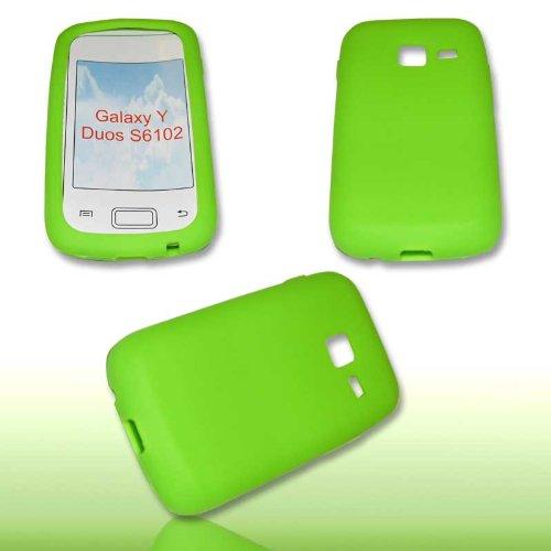 silikon-case-handy-tasche-f-samsung-gt-s6102-galaxy-y-duos-hulle-handytasche-schutzhulle-grun