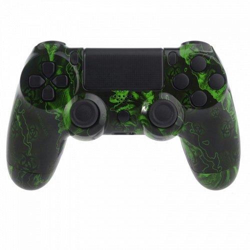Unionlike Xbox 360 Game Controller, USB Wired Gamepad, Joypad mit Schultertasten, für Microsoft Xbox 360/Xbox 360 Slim/PC Windows 7 grün green0