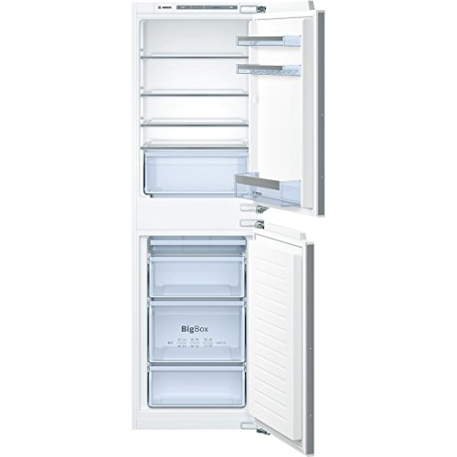 Bosch KIV85VF30G White, Built-in Low Frost Integrated Fridge Freezer lowest price