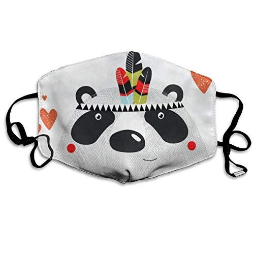 Máscara bucal Personalizada Anti-Polvo Gigante Mapa