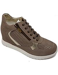 Lumberjack SW11305 003 N88 Zapatos Mujeres Beige 40 Dd42w8E5Pq