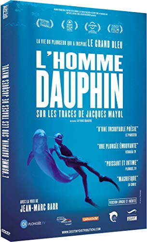 Homme dauphin : Sur les traces de Jacques Mayol (L') |