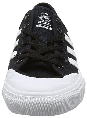 adidas Matchcourt, Chaussures de Skateboard Mixte Adulte Noir (Core Black/footwear White/Core Black)