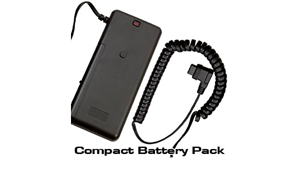 Blitz Batteriepack Für Canon Blitzgeräte Power Pack Kamera