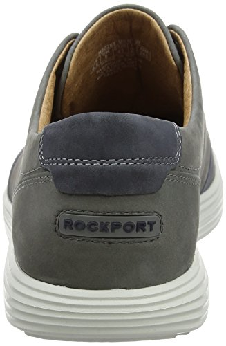 Rockport Thurston Lace Up, Chaussures de Running Homme Gris (Grey/blue)