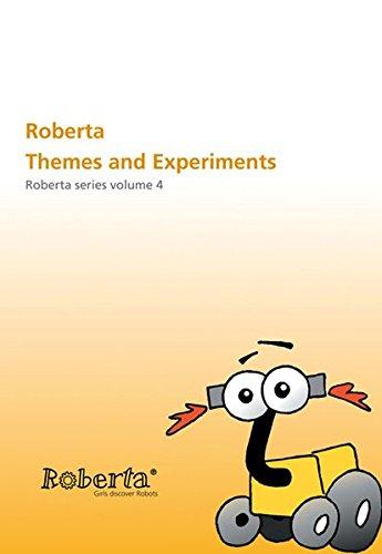 Roberta - Roberta Themes and Experiments.: with CD-ROM. Roberta Series Volume 4.