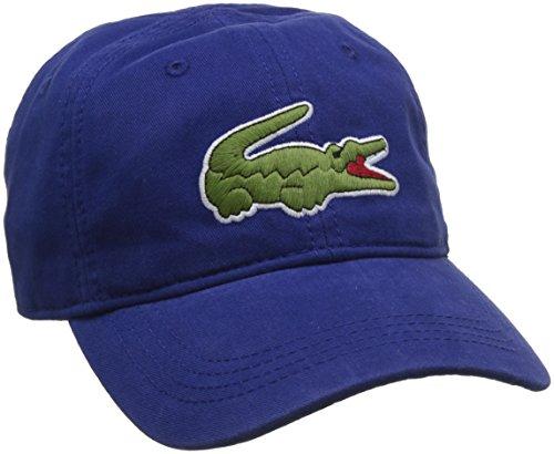 Lacoste Herren Rk8217 Baseball Cap, Blau (Oceane), One Size (Herstellergröße: TU)