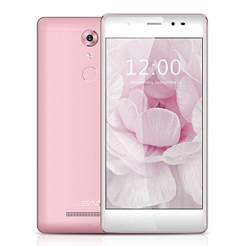 Leagoo T1 Plus Smartphone Android 6 0 5 5  13 0MP 13 0MP M  vil Dual C  mara 3GB RAM 16GB ROM 4G Quad Core Huella Digital Carga R  pido Tecnolog  a 4