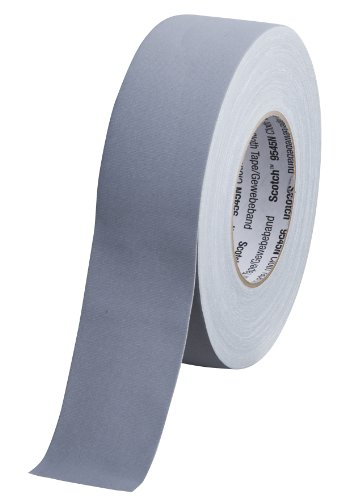 Scotch 9545N G50 Gewebeband, 1 Rolle, 50 mm x 50 m, grau