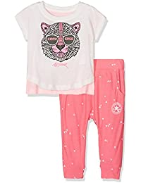 Converse Baby Girls' Clothing Set