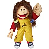 Living Puppets Handpuppe Zwilling Lou 65 cm [Spielzeug]