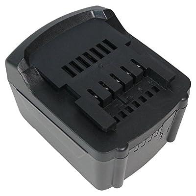 2x Hochleistungs Li-Ion Akku, 14,4V / 3000mAh ersetzt Metabo 6.25454, 6.25467, 6.25456, 6.25458, 6.25468, 625498000, 625526000, C98116 für Metabo BS RC SB SSD SSW ULA 14.4