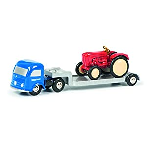 Simba Dickie 450128900Piccolo MB Camión con Tractor