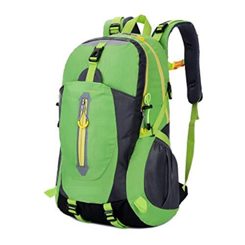 LPFMM Reiserucksack Bergsteigen Tasche Junge wasserdichte Tasche Geeignet for 15,6-Zoll-Computer Notebook Arbeitsrucksack Rucksack (Color : D) -