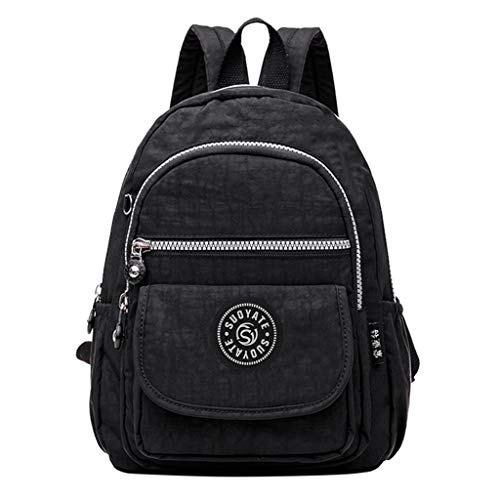 TUDUZ Damentasche im japanischen Stil Rucksack Student Rucksack dreiteilige Tasche Herrentaschen(D)