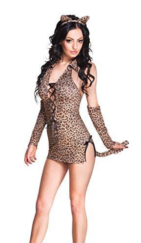 Kostüm Late night Cheetah (Frauen Kostüme Für Cheetah)