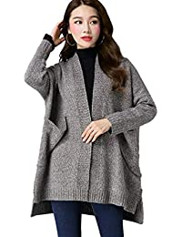 63e82a6e3f80 Amazon.es: rajas - Gris / Mujer: Ropa