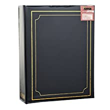 ARPAN 6x4 Plain Photo Album with 200 Pockets (BLUE)