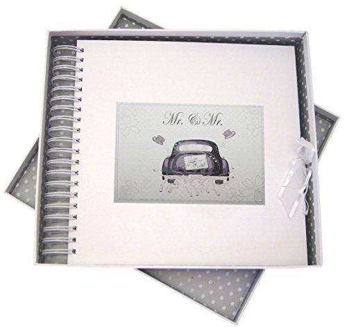 Weiße Baumwolle-Karte und Memory-Buch 'und'-Auto-MR10)