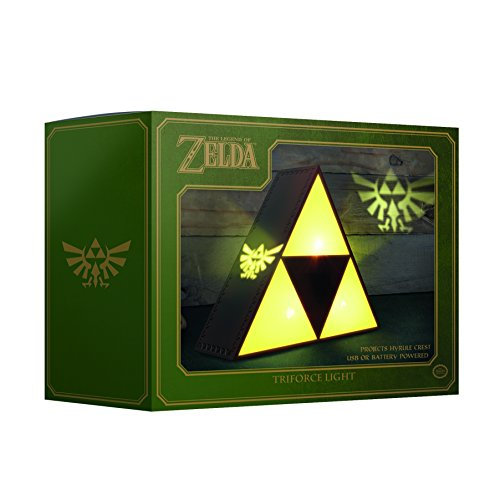 Price comparison product image The Legend of Zelda Tri-Force Light, Multi-Colour