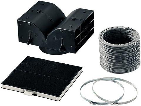 Bosch DHZ5325 - Abzugshauben-Umluft-Kit - für DWA06D650, DWA06E850, DWA09D650, DWB06D651, DWB06E850, DWK06E650, DWW06E850, DHZ5325
