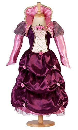 Amscan Kleid bis ddu9Kleid bis, Nicht massiv Farbe, 9-11Jahre (Elizabethan Renaissance Kostüm)