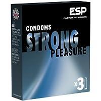 ESP Strong (3 vegane starke Kondome), 0,1mm Wandstärke für zuverlässigen Schutz in jeder Stellung, Probierpackung preisvergleich bei billige-tabletten.eu