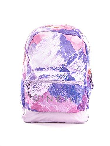 O´Neill Rucksack Backpack Ranzen Coastline Graphic rosa 16 Liter