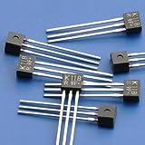 electronics-salon 200pcs 2sk118-r bajo ruido j-fet Micrófono de condensador para.