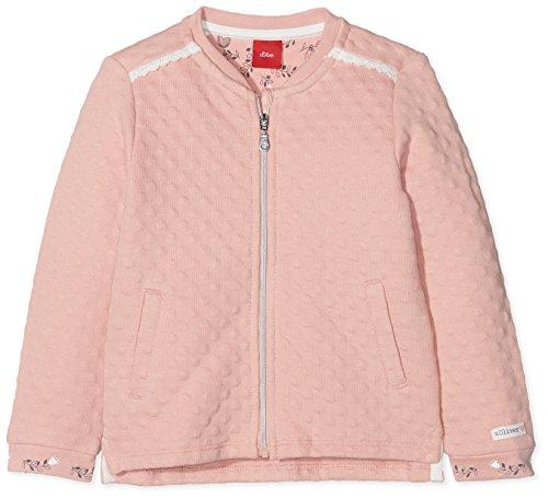 s.Oliver s.Oliver Baby-Mädchen Sweatshirt 65.807.43.4936 Dusty Pink 4257, 62