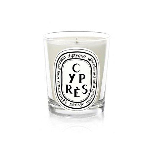 Diptyque Kerze Cyprès / Zypresse 190G (Für Creme Mediterrane Körper Den)