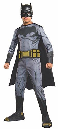 Rubie's Costume Batman v Superman: Dawn of Justice Batman Tween Value Costume, Small by Rubie's Costume Co (Superman Teen Kostüm)