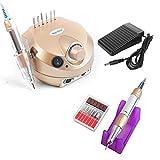 Functy Drill File rettificatrice manicure di arte del chiodo 35000rpm Professionale elettrico