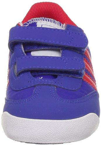 adidas Originals Dragon Cf I Unisex Baby Lauflernschuhe Blau - Bleu (True Blue/White Ftw)