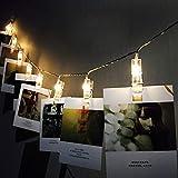 YAMAIDE Clip Licht Warmweiß, Mit Steckdose, Innen- / Außenbeleuchtung, Handelsbeleuchtung, Gartenbeleuchtung