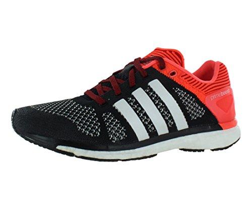 newest 4d9c9 95001 Adidas Adizero Prime Boost Chaussures Taille BlackWhiteRed. Dessus Mixte