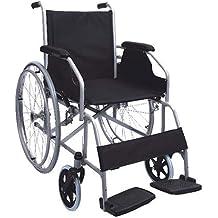 Sedia a rotelle pieghevole per anziani for Film sedia a rotelle